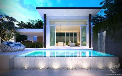 Living in Modern Style and High Quality in this villa.
