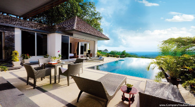 The Layan Seaview Villas and Residence