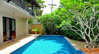 PH-V33-3bdr-1, 3 bedroom pool villa for rent@ Bang Tao