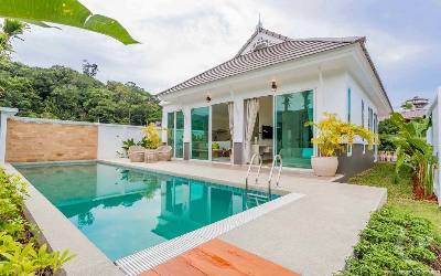 New 3 Bedroom Private Pool Villa in the heart of Kamala