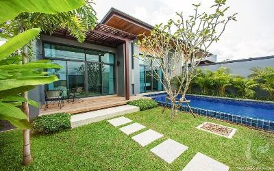 2 Bedroom Onyx Style Pool Villa