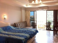 Studio for rent in Pattaya -