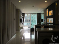 1 bdr Condominium for short-term rental in Pattaya-Pattaya Center