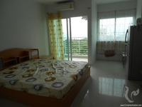 Studio for short-term rental in Pattaya-Naklua