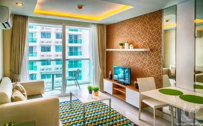 New 1 bedroom apartment bedroom in Jomtien