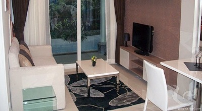 PT-A117-1bdr-5, Residence with its tropical garden at only 800 meters from the beach