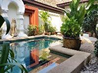 1 bdr Villa for short-term rental  Pattaya -