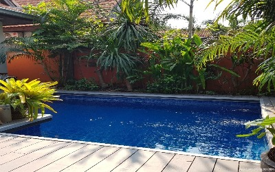 Beautiful house close to the beach and downtown Pattaya