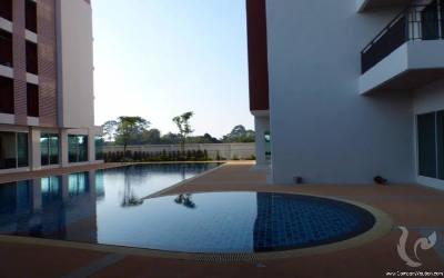 Tres bel appartement a 100m de la plage