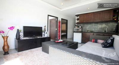 SA-1-2bdr-1, Apartment 2ch Lamai - Samui