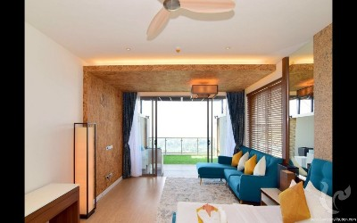 Luxury Condo Sea View Living at Bophut Hills on Koh Samui