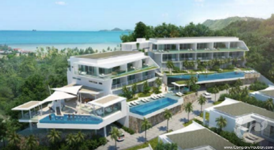 Bang Rak SEAVIEW  Luxury Residence