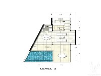 Villa Plan Level 2