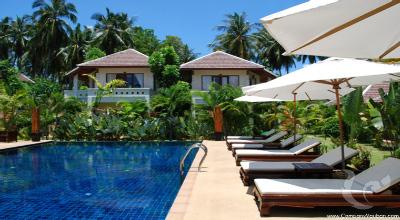 SA-H-10bdr-1, Hotel 10ch Thong Krut - Samui