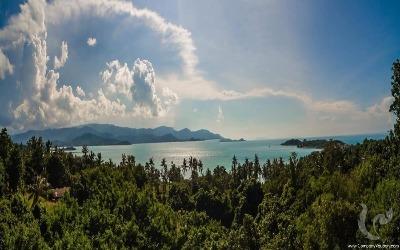 Plai Laem Koh Samui ( 2,836 sqm ) - 16 Millions THB
