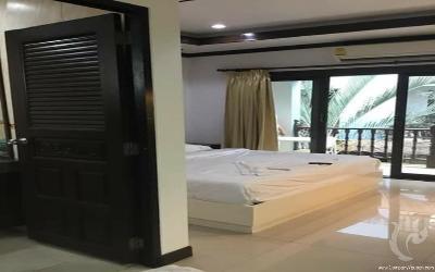 SA-S-0bdr-2, Studio Serviced_Apartment Samui - Chaweng