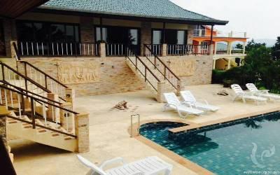 4 bdr Villa Samui - Plai Laem