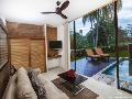 1 bdr Villa for short-term rental  Samui - Maenam