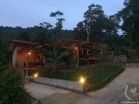 Villa from beside
