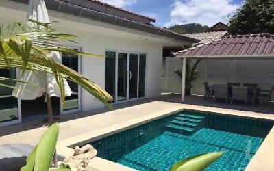 Villa 2ch Lamai - Samui