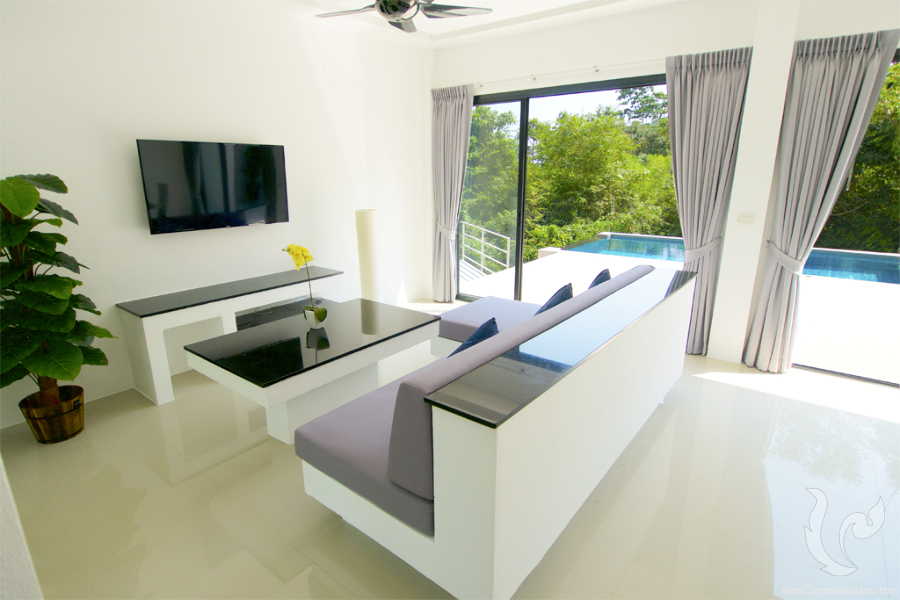 Living area-