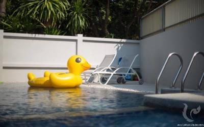 ็Hillcrest Pool Villa