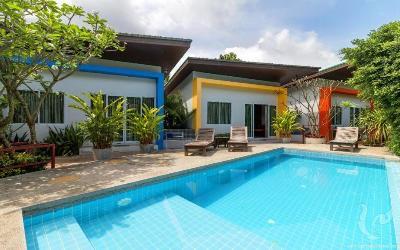 Newest Modern Style Villa