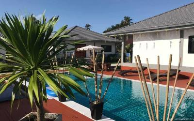 Lovely 2 Bedroom Villa - Lamai