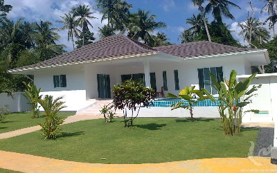 Beautiful and affordable contemporary villa in Lamai