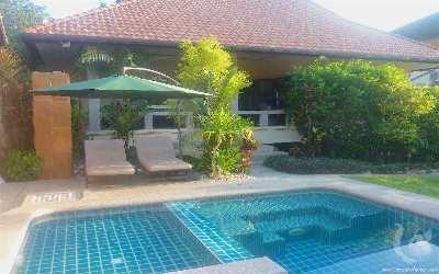 2 bdr villa - Bang Rak