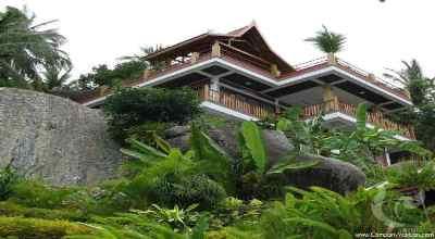 Villa 3ch Chaweng Noi - Samui
