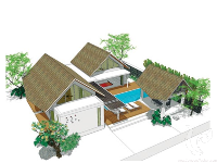 2 bdr Villa for sale in Samui - Hua Thanon