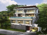 2 bdr Villa for sale in Samui - Bang Po