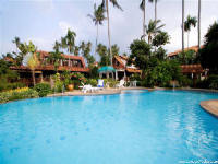 3 bdr Villa for short-term rental in Samui - Bang Po
