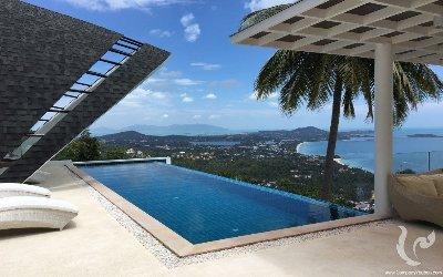 Villa 4ch Chaweng Noi - Samui