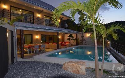 Villa 3ch Maenam - Samui