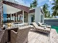 3 bdr Villa for short-term rental  Samui - Bang Po