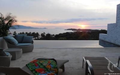 VILLA OCEAN VIEW : Magnifique villa 3 chambres avec vue mer