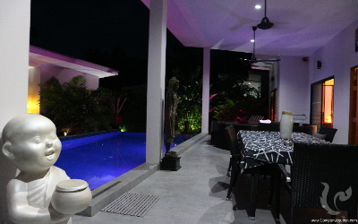 Tanya villa : Charming cozy 3 bdr pool villa 10 min to Lamai