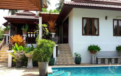 Thai Modern Villa - Taling Ngam