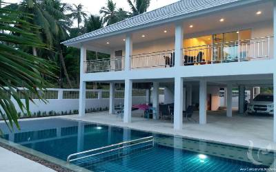 Private Pool Villa in Lamai Center