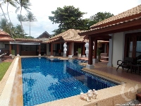 3 bdr Villa for short-term rental  Samui - Lamai