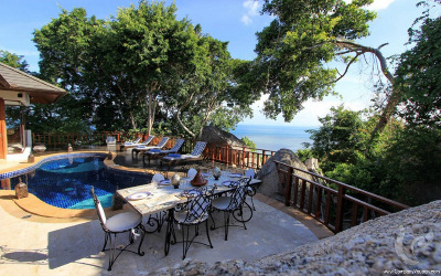 Villa Vue sur mer Dream Rock