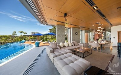 Villa Flora : Luxe 5 étoiles