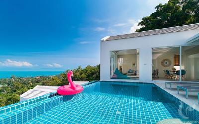 OCEAN PEARL II : Poolvilla with fabulous seaview