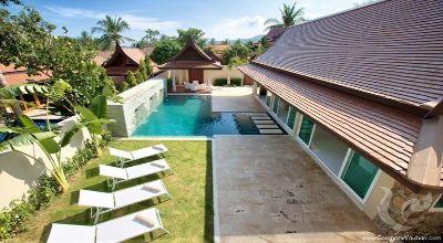 Villa 4ch Bophut - Samui