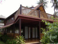 4 bdr Villa for short-term rental in Samui - Bang Po