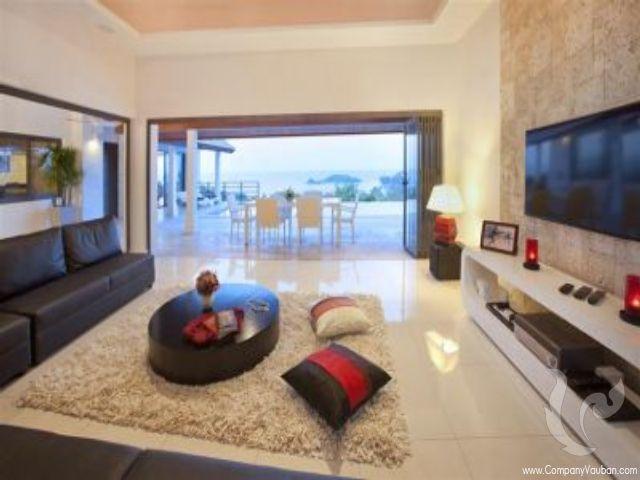 Open livingroom