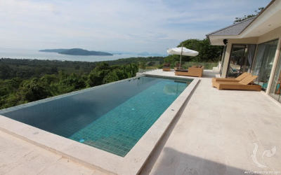 Villa 4ch Thong Krut - Samui