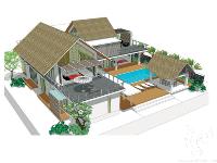 5 bdr Villa for sale in Samui - Hua Thanon